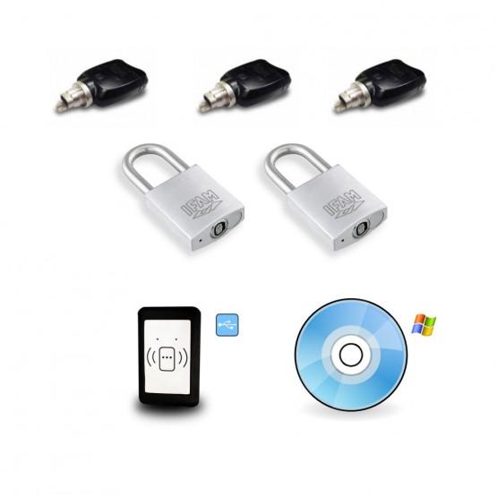Pack cadenas électronique N°1
