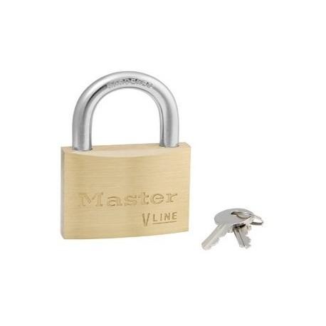 Master Lock 4170 - cadenas universel en laiton 70mm