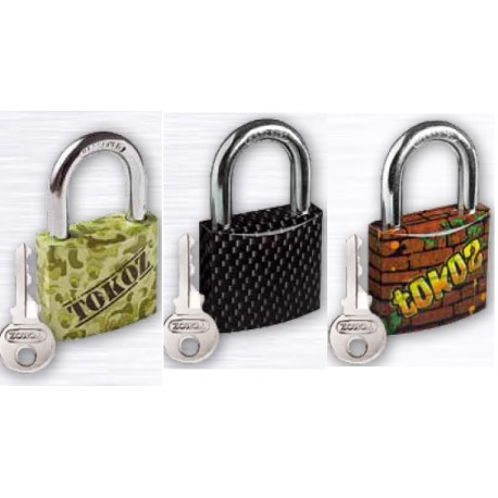 Lot de 3 cadenas Tokoz Emotion