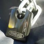 Ensemble Haute Sécuité Tokoz Gama Pro 70CS + Chaîne cémentée