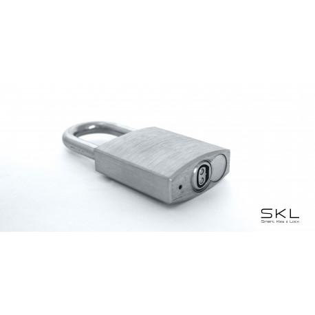 Cadenas électronique inox SKL PL45L, cadenas pour contrôle d'accès