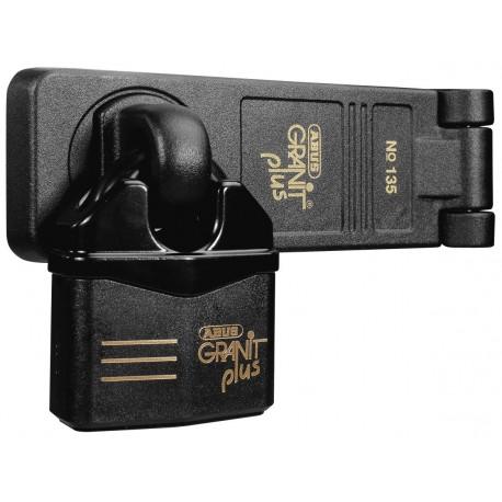 Cadenas pour portes d 39 entrep ts de garage de box de fourgons abus granit plus - Cadenas pour porte de garage ...