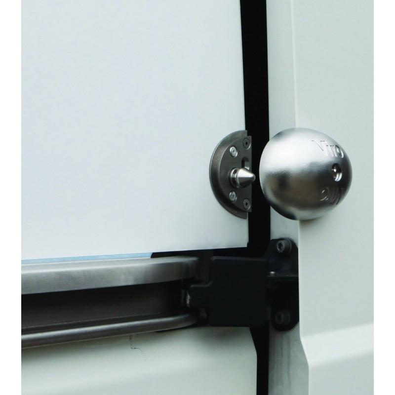 Viro van lock simple antivol pour portes de v hicule de livraison - Serrure anti effraction ...