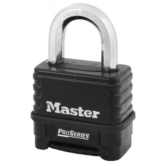 Master Lock 1178 - cadenas très haute sécurité à combinaison