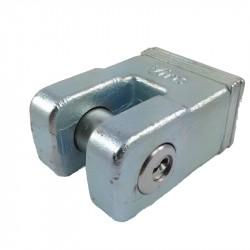 VIRO 4220- cadenas pour sécurisation des grilles de magasins, des rideaux des commerces
