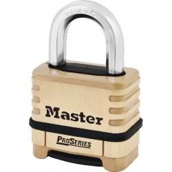 Master Lock 1175D - cadenas industriel haute sécurité à combinaison