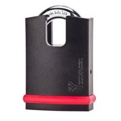 Cadenas haute sécurité Mul-T-Lock à anse protégée grade 6