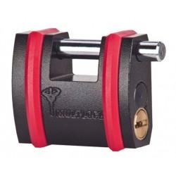 Cadenas monobloc de sécurité Mul-T-Lock homologué grade 3 norme européenne