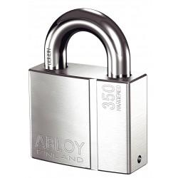 Cadenas haute sécurité ABLOY PL350C, anse de 25mm