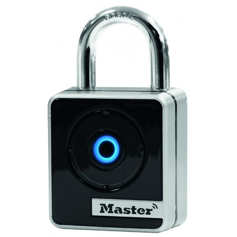 cadenas lectronique bluetooth master lock 4400. Black Bedroom Furniture Sets. Home Design Ideas