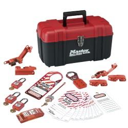 Boite outils de consignation électrique masterlock 1457e410ka