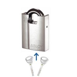 Meilleur cadenas au monde, cadenas ABLOY PL362B - SENTRY, cadenas très haute sécurité de classe 6