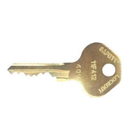 Clé pour cadenas Master Lock Pro Series et Safety Series