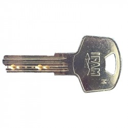 Clé pour cadenas monobloc HUNO 80