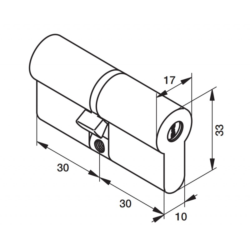 cylindre de porte haute s curit abloy protec2 serrure incrochetable. Black Bedroom Furniture Sets. Home Design Ideas