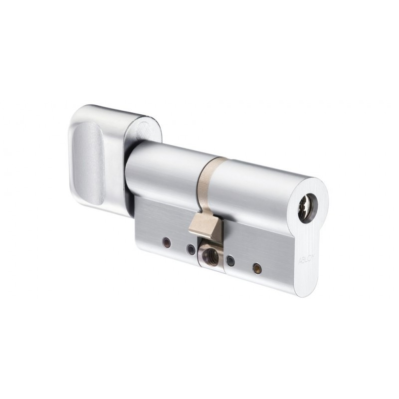 Cylindre bouton haute s curit abloy protec2 serrure incrochetable - Cylindre serrure haute securite ...