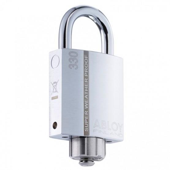 Cadenas électronique haute sécurité ABLOY PLLW330 PROTEC2 CLIQ