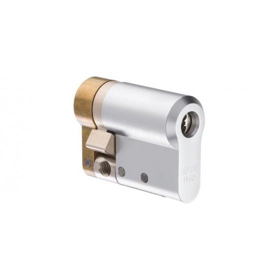 Demi cylindre électronique haute sécurité ABLOY PROTEC2 CLIQ, demi cylindre électronique pour contrôle d'accès autonomes