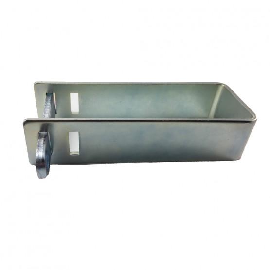 Collier de grille en acier VIRO 677, 156 mm