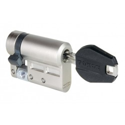 Demi cylindre de serrure européen haute sécurité TOKOZ PRO 400