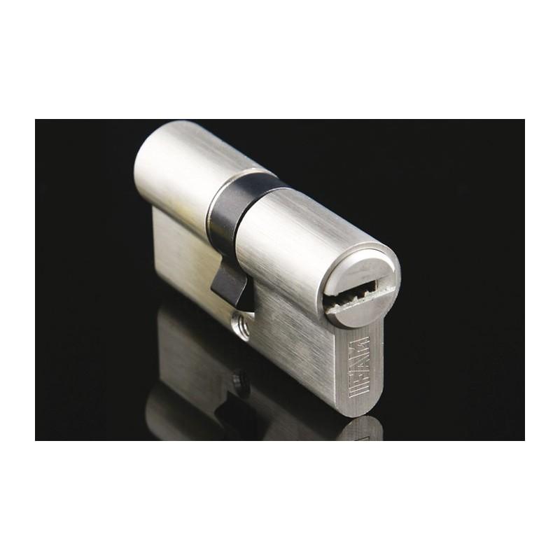 Cylindre de porte ifam f6s barillet de s ret au profil europ en - Cylindre de porte ...