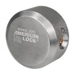 American Lock 2010 - Cadenas acier massif pour porte de véhicule
