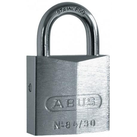 ABUS 84IB/30 - cadenas laiton/inox de classe marine