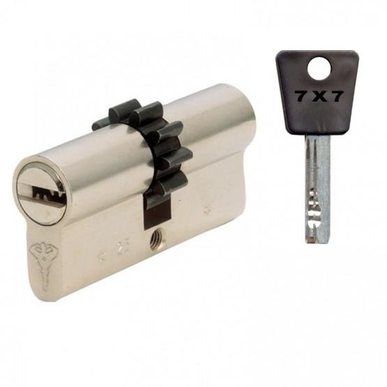 Cylindre à roue dentée Mul-T-Lock 7x7