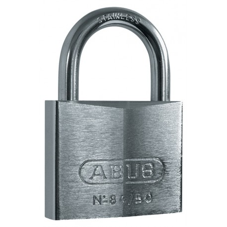 ABUS 84IB/50 - cadenas laiton/inox 50mm de classe marine