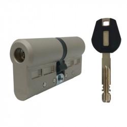 Cylindre de porte TOKOZ PRO 400 livré avec clés et carte de propriété