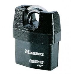 Master Lock 6327 - cadenas très haute sécurité Pro Series à cylindre interchangeable