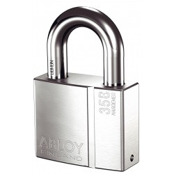 Cadenas haute sécurité ABLOY PL358 serrure Sentry ou Protect2 à anse detachable