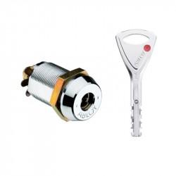 Batteuse haute sécurité ABLOY CL103T Protec2 avec clé