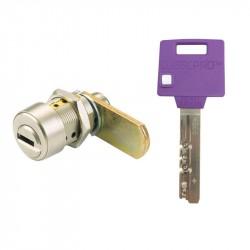 Batteuse haute sécurité Mul-T-Lock diamètre 19 avec clé