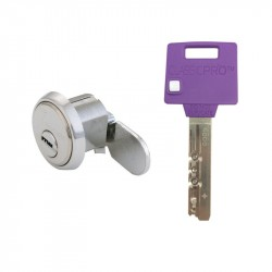 Batteuse haute sécurité Mul-T-Lock diamètre 29 avec clé