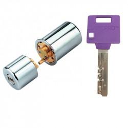 Cylindre CAZIS Mul-T-Lock adaptable serrure cavith et izis de cavers