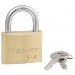 MasterLock 4150 - cadenas laiton universel