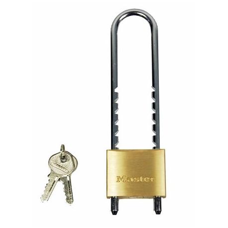 Master Lock 1950 - cadenas anse longue réglable de 62 à 150 mm