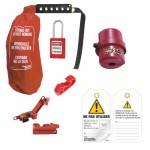 Kit de consignation électrique et fluides