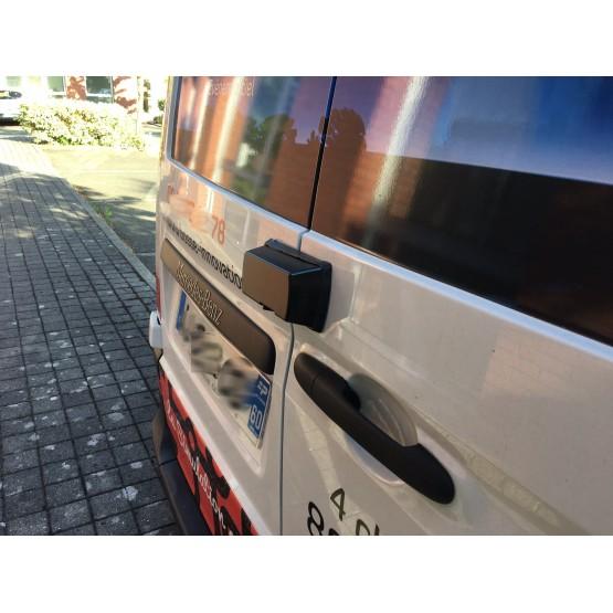 Serrure utilitaire TOKOZ VANLOCK pour camionnette fourgon et fourgonnette