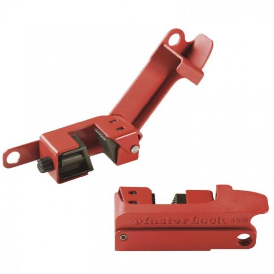 Bloque interrupteur Master Lock 491B installation rapide et simple