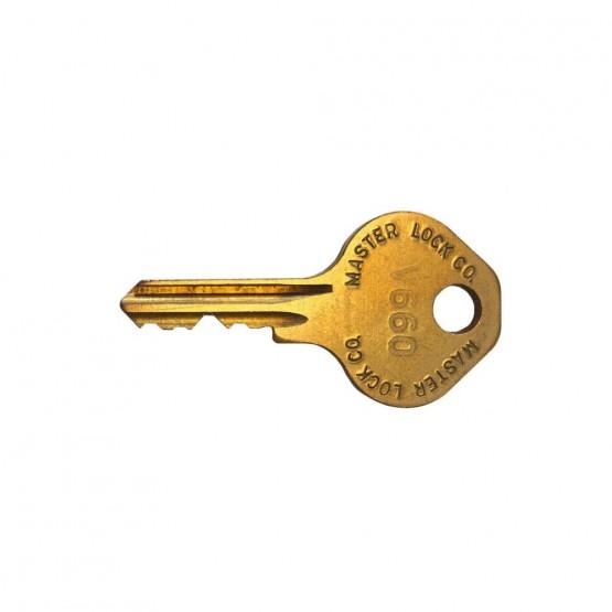 Clé pour cadenas à combinaison Master Lock 1525