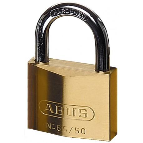 ABUS 65/50 - la référence des cadenas universels en laiton