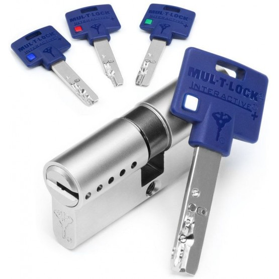 Cylindre FleX Control MUL-T-LOCK interactive+