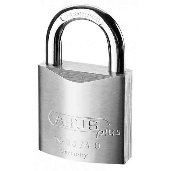 ABUS 88/40 - cadenas haute sécurité avec serrure à disques ABUS PLus