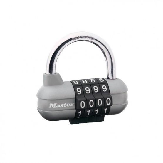 Master Lock 1520D - cadenas Pro Sport à combinaison programmable