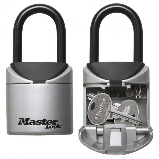 Boîte à clés transportable Master Lock 5406EURD format XS pour 1 à 2 clés