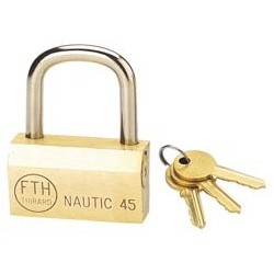 Nautic 45 - cadenas de sûreté anse large