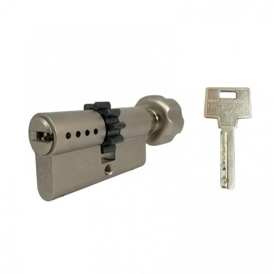 Cylindre à roue dentée et à bouton MUL-T-LOCK Classic Pro