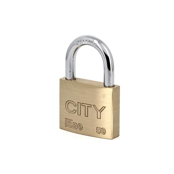 Cadenas Iseo CITY 50 made in france